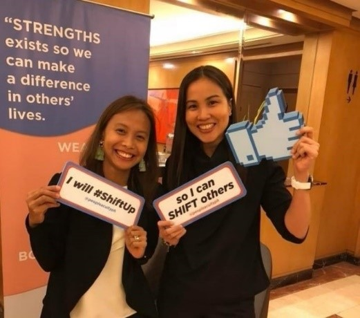 These clients from the Philippines have it right!